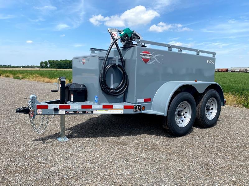 2021 Thunder Creek Equipment EV750 T-4C Fuel Trailer