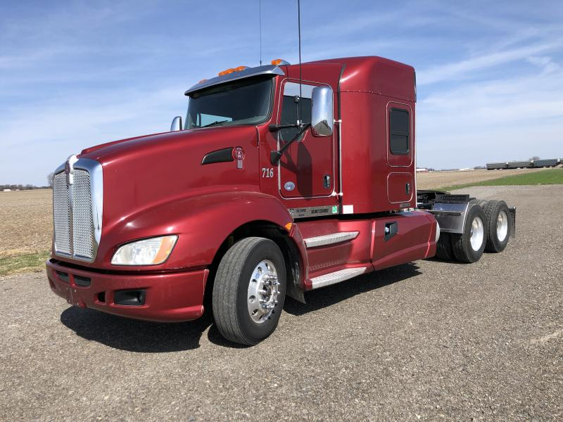 2013 Kenworth T660 Semi