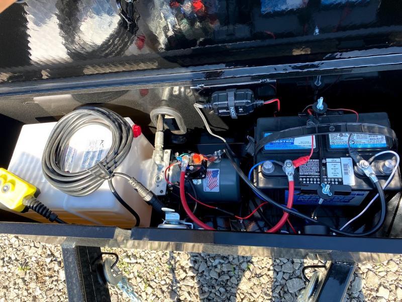 2021 Sure-trac Dump Trailer Dump Trailer