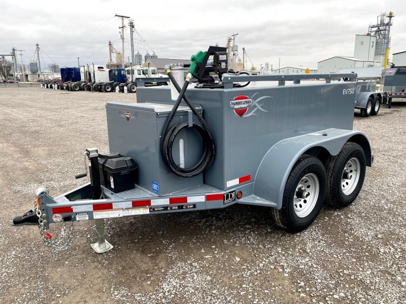 2021 Thunder Creek Ev750 T-4c Fuel Trailer