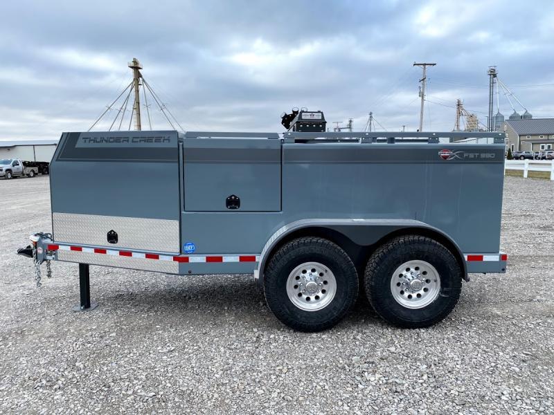 2020 Thunder Creek Fst990 G3 T-4c Fuel Trailer