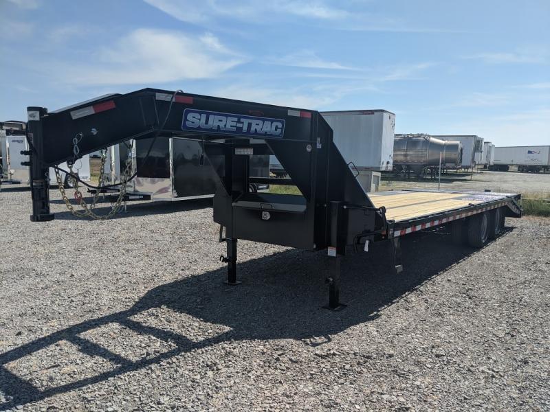 2020 Sure Trac 8.5x20'+5'deckover 22.5k Deck Over Trailer