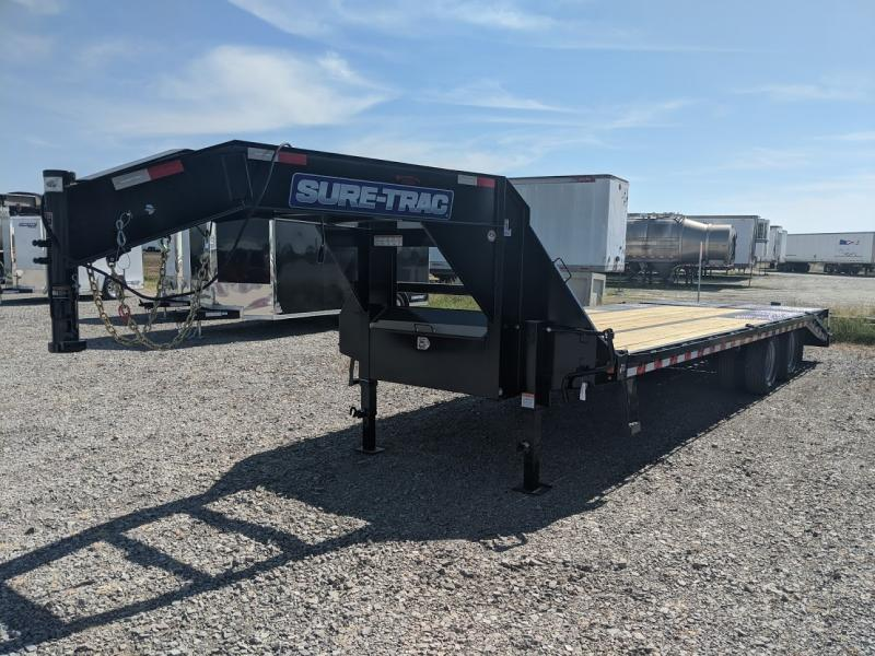 2020 Sure Trac 8.5x20'+5'deckover 22.5k Deck Over Trailer