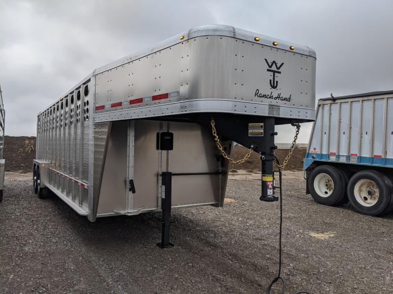 2022 Wilson Ranch Hand Livestock Trailer