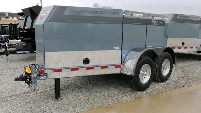 2020 Thunder Creek Mtt460 - Signature Fuel Trailer