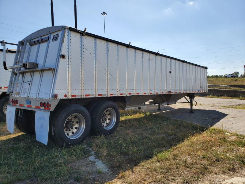 2009 Merritt Hopper Trailer Hopper Trailer