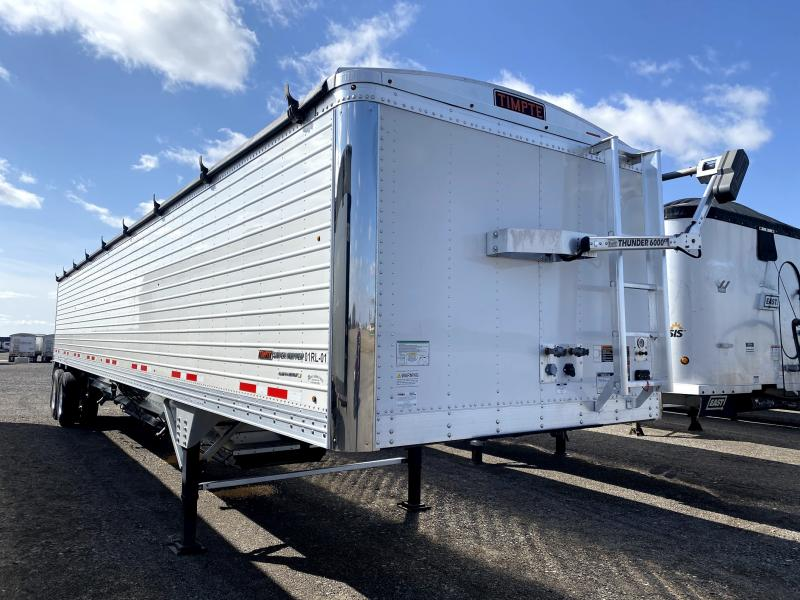 2020 Timpte 43' Grain Hopper Hopper Trailer