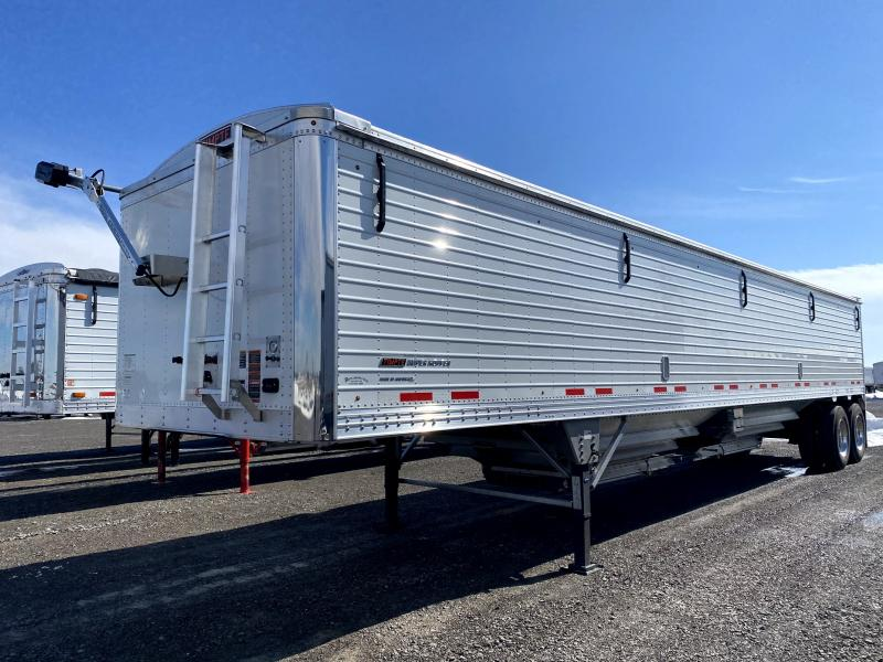2021 Timpte 43' Grain Hopper Hopper Trailer