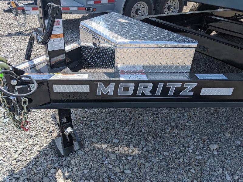 2021 Moritz 7'x14' 12k Dump Dump Trailer