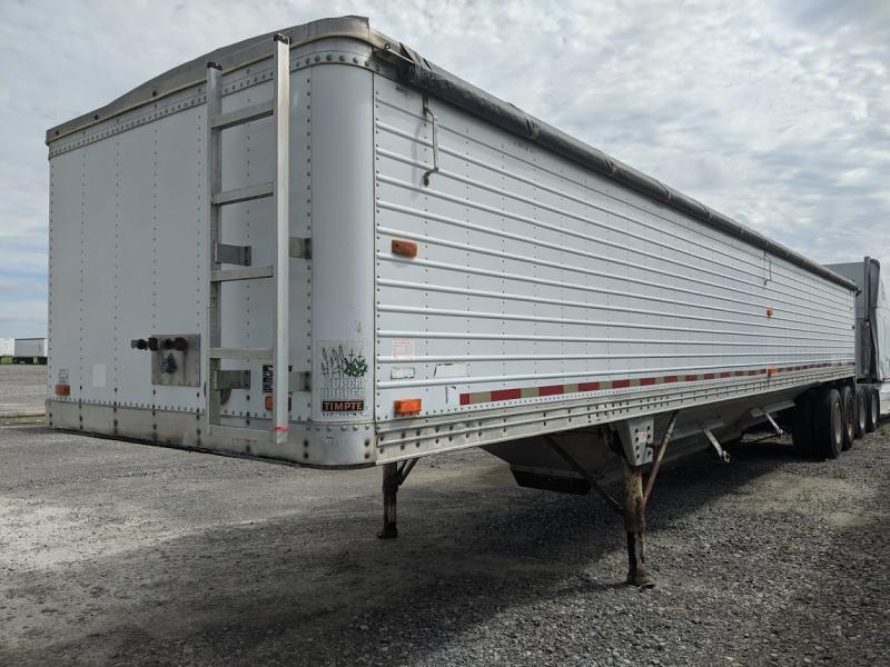 1992 Timpte 42' Grain Hopper Hopper Trailer
