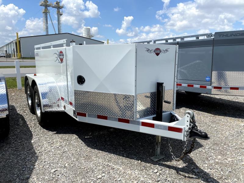 2012 Thunder Creek Adt750 W/ Def Fuel Trailer