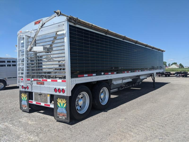 2020 Timpte 40' Grain Hopper Hopper Trailer