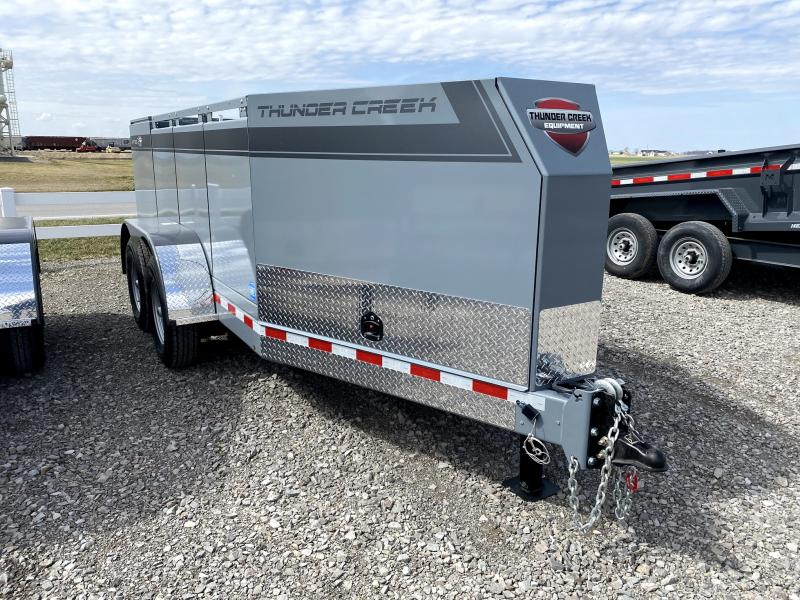 2021 Thunder Creek Mtt690-g3 Fuel Trailer