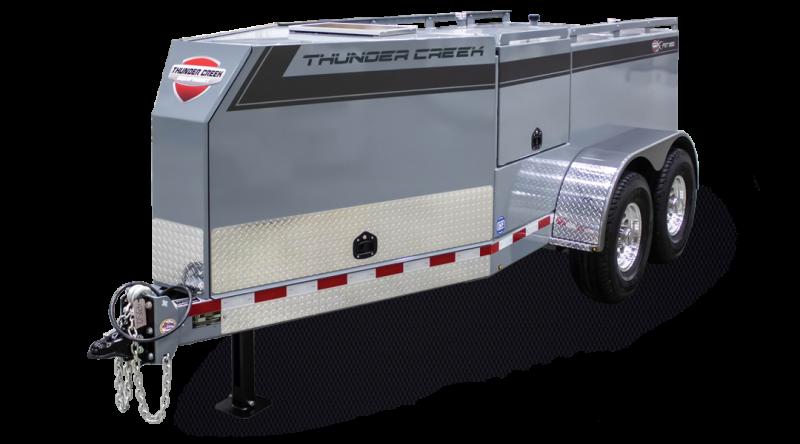 2021 Thunder Creek Fst990 Signiture Fuel Trailer