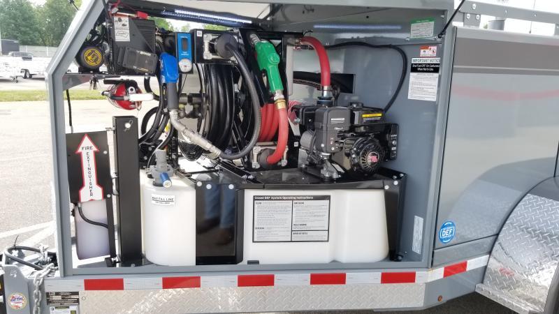2020 Thunder Creek Mtt690 Fuel Trailer Fuel Trailer