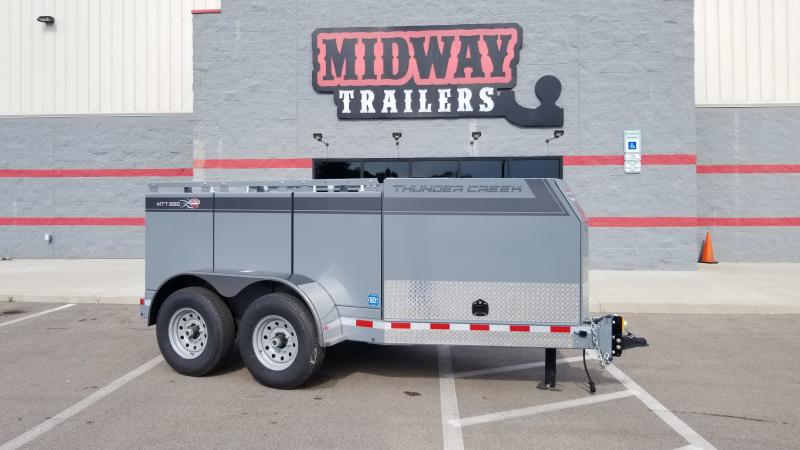 2020 Thunder Creek Mtt690 Fuel Trailer Fuel Trailer