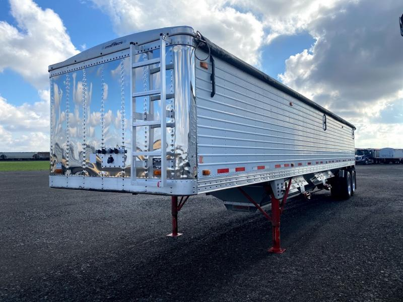 1993 Timpte 40' Grain Hopper Hopper Trailer