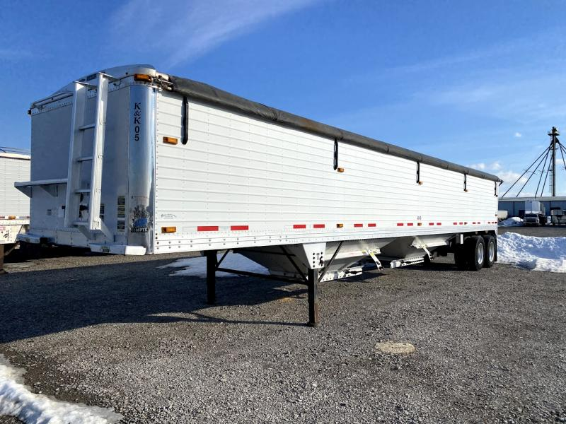 2005 Timpte 42' Grain Hopper Hopper Trailer