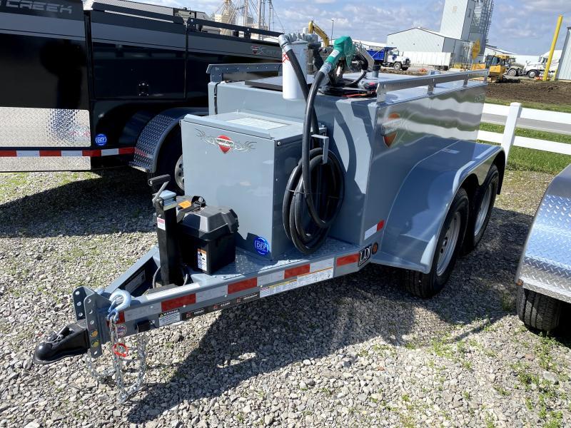 2021 Thunder Creek Ev500 T-4c Fuel Trailer