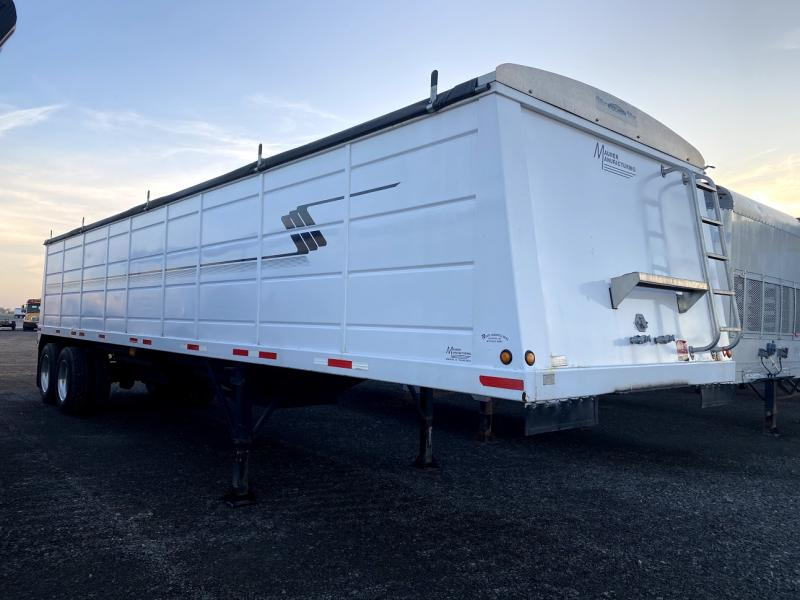 2008 Maurer 36' Hopper Trailer Hopper Trailer