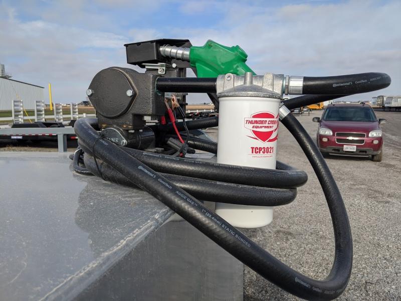 2020 Thunder Creek Ev500 Fuel Trailer