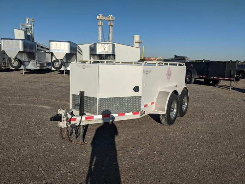 2011 Thunder Creek Adt 990 Fuel Trailer Fuel Trailer
