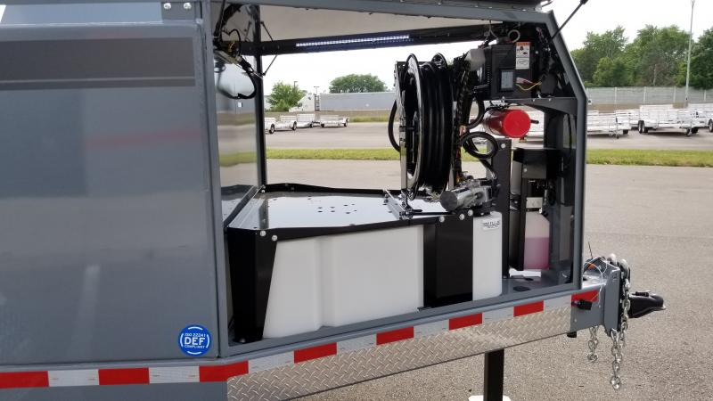 2020 Thunder Creek Fst990 Signature Fuel Trailer