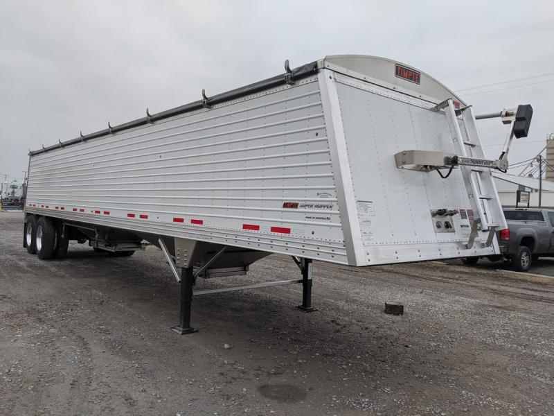 2020 Timpte 40' Grain Trailer Hopper Trailer