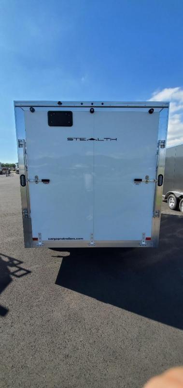 2021 Alcom-Stealth 7.5X14 Enclosed Cargo Trailer