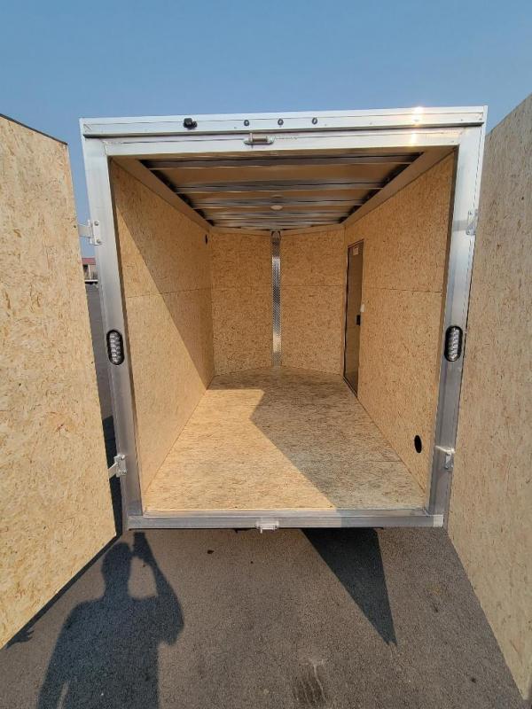 2021 Alcom-Stealth 6X10 Cargo Trailer