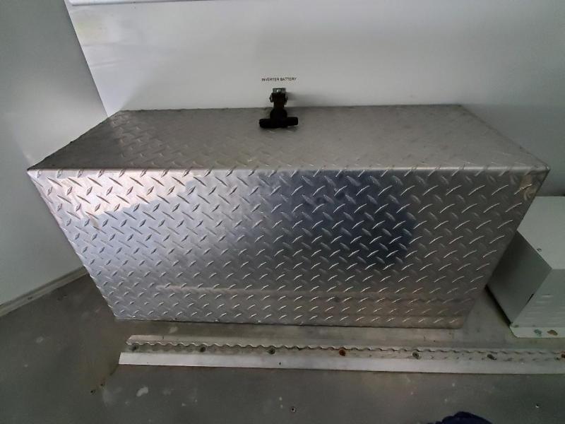 2007 Rance Aluminum Trailers Renegade Stacker