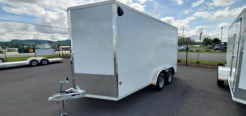 2020 Alcom-Stealth 7.5X14 Enclosed Cargo Trailer