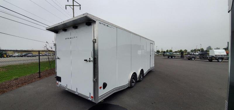 2021 Alcom-Stealth 8X24 Car / Racing Trailer
