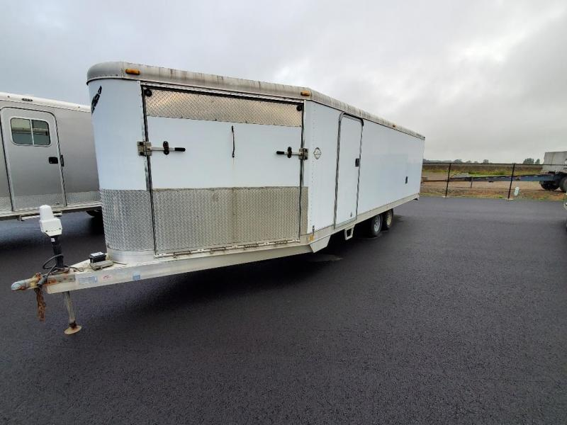 1999 Featherlite 1648 Snowmobile Trailer