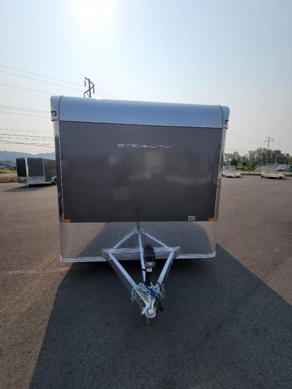 2022 Alcom-Stealth C8x22 Car / Racing Trailer