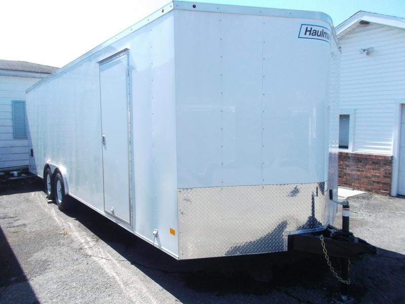 2019 Haulmark PP8524T3 Enclosed Cargo Trailer