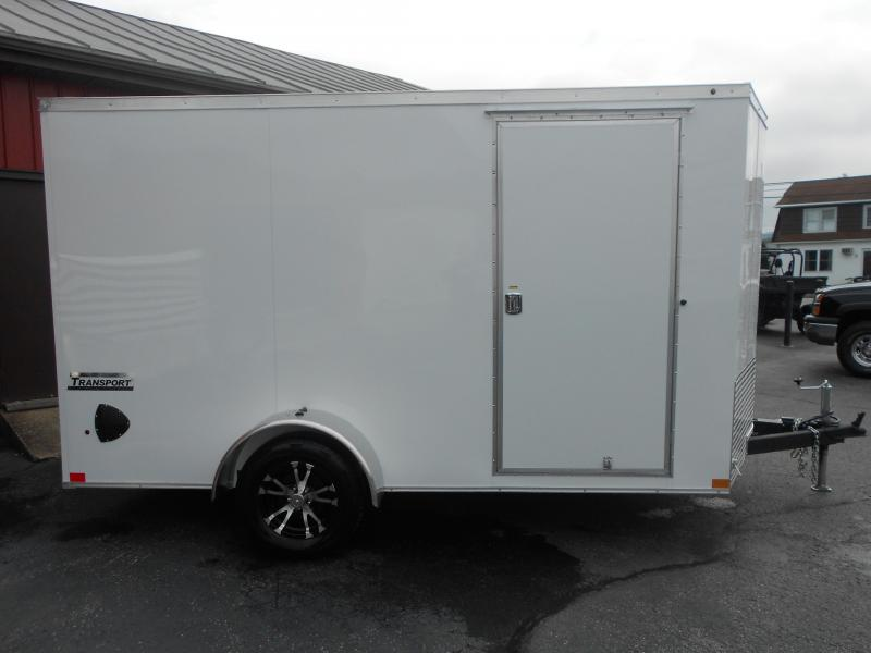 2020 Haulmark TSV712S2 Enclosed Cargo Trailer