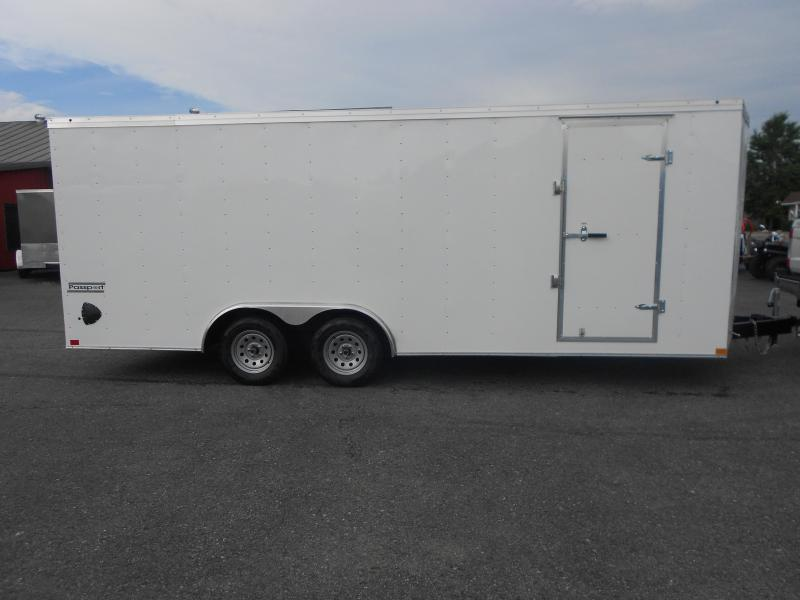 2020 Haulmark PP8520T2 - DELUXE Enclosed Cargo Trailer