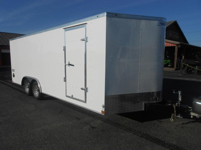 2020 Haulmark PP8520T2 Car / Racing Trailer