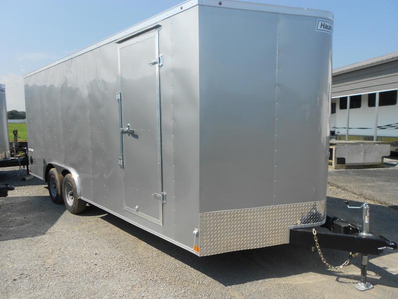2020 Haulmark PP8524T3 Enclosed Cargo Trailer