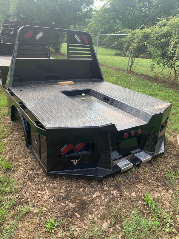 2020 Neckover Trailers Skirted Truck Bed