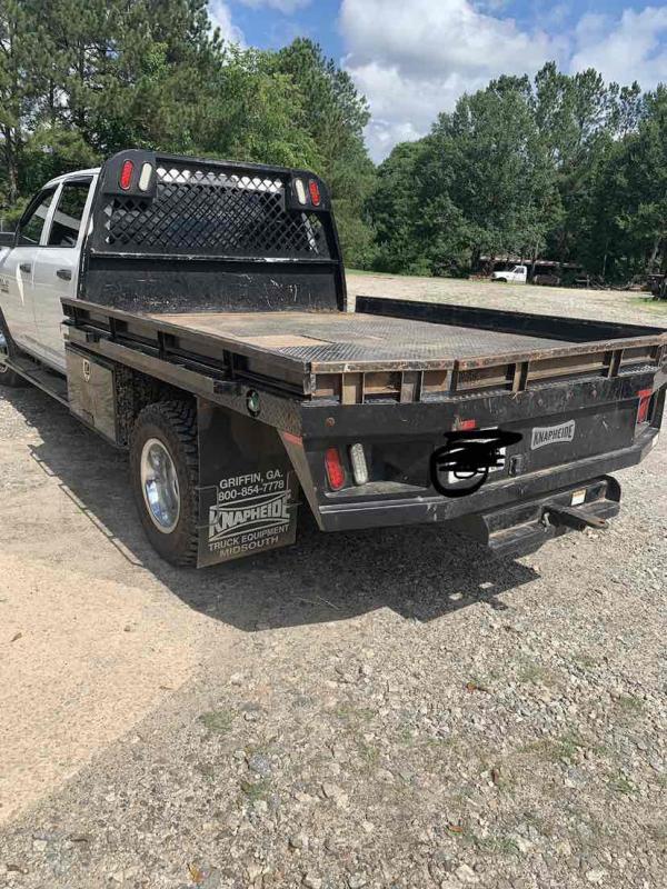 "2021 Knapheide 60"" PLATFORM CAB&CHASSIS Truck Bed"