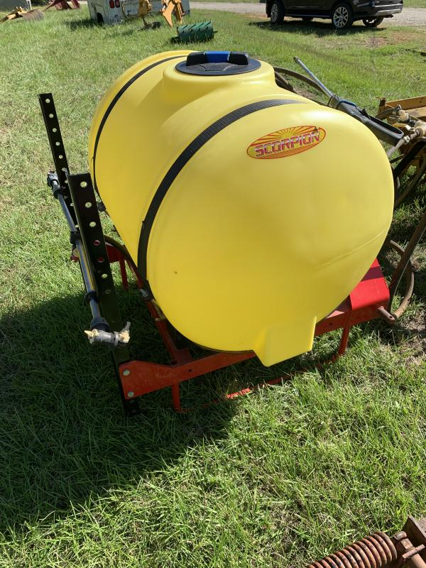 2020 110 Gal Pasture Blaster Scorpion Sprayer
