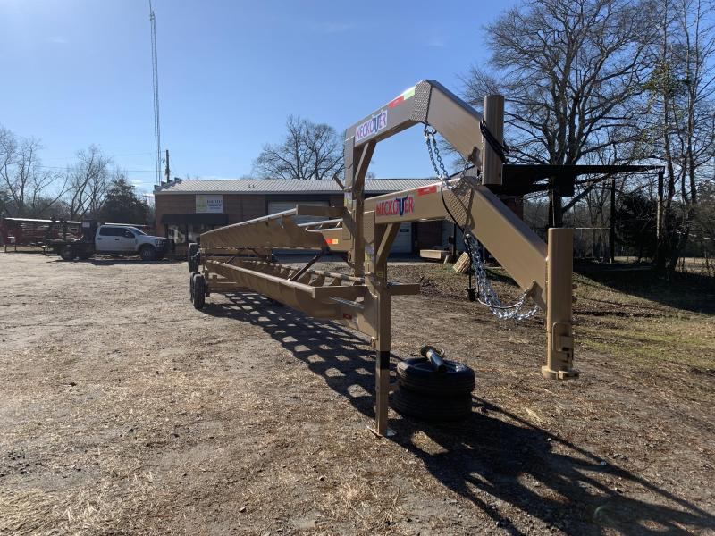 2021 Neckover Trailers 42' Inline Hay Swift Dump Trailer