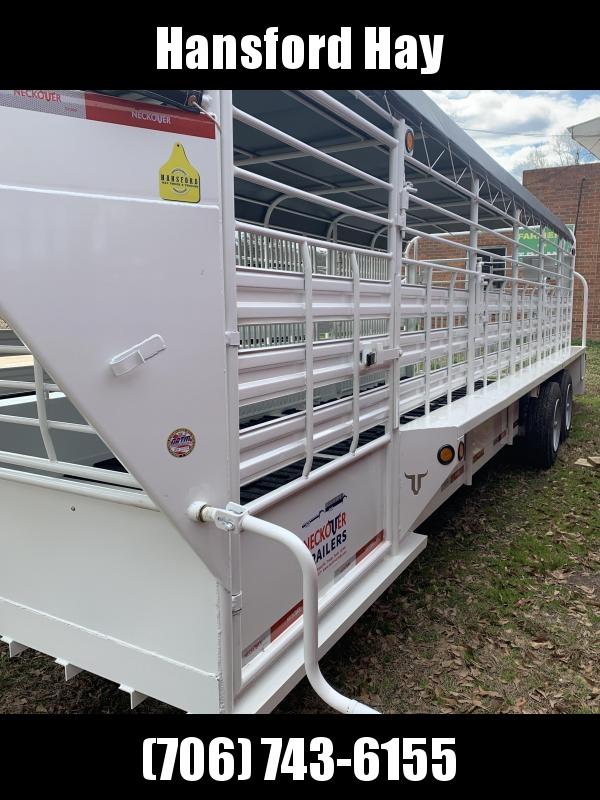 2021 Neckover Trailers 24x7 Livestock Trailer