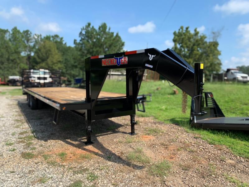 2020 Neckover Trailers 20+5 Dovetail Equipment Trailer