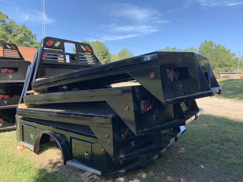 2020 Neckover Trailers Dually Platform Truck Bed