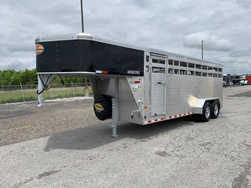 2021 SUNDOWNER GOOSENECK STOCK TRAILER