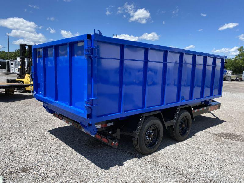 2020 16'  BWISE ROLL OFF DUMP CONTAINER