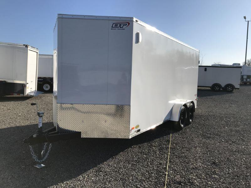 2021 7 X 16 BRAVO BUMPER PULL ENLCOSED TRAILER